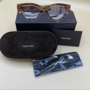 New Tom Ford Slater Cat Eye FT0658